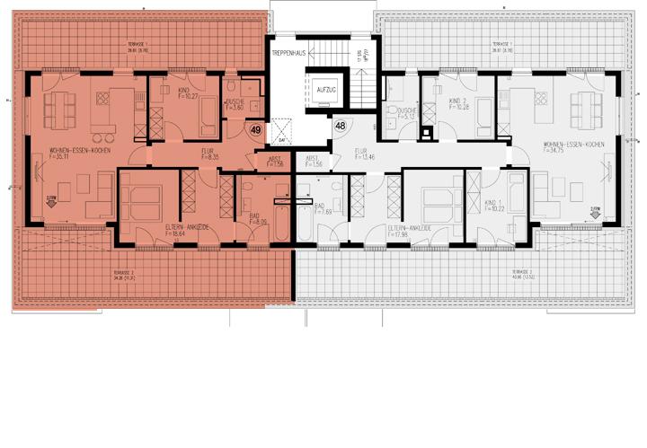 Wohnung 49 – 106,20 m²